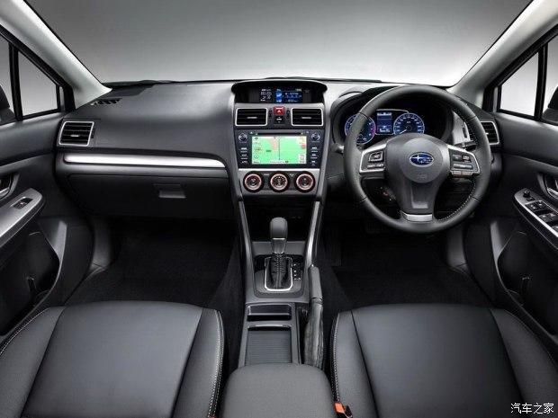斯巴鲁 斯巴鲁XV 2015款 改款 基本型