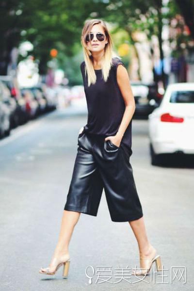 想提高衣Q?最热单品阔腿裤穿起来!