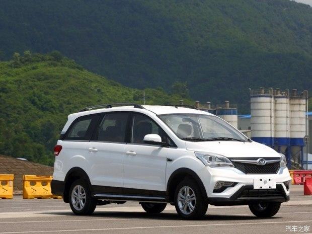 北汽银翔 幻速H3 2015款 基本型
