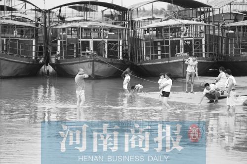黄河郑州、新乡段3天内有10人落水 仅2人得救