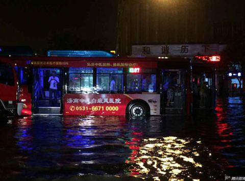 西南黄淮东北降雨逐步减弱 云南局地有大到暴雨