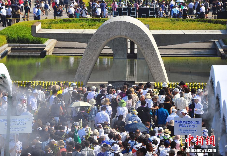 专家:美向日本扔核弹是否正义?