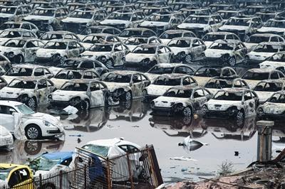 天津雨后路面有白泡沫 环保局:没有检出氰化物