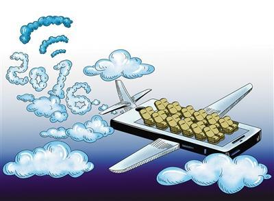 实现无线网络信号完全覆盖整架飞机客舱,乘客在飞行过程中方可联网.