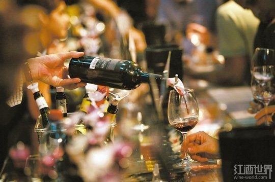 十二星座碰上葡萄酒会发作甚么