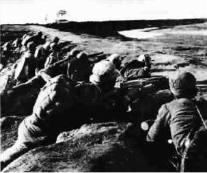 日军屠杀村民设陷阱 八路军将计就计反围歼日军