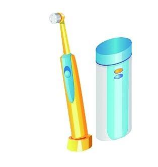 专家:学龄前儿童不宜用电动牙刷 建议上学后再用