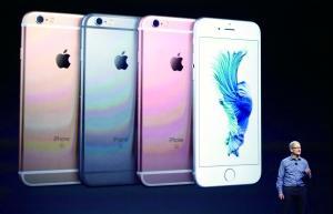 iPhone 6s发布疯狂吐槽来袭 中国愈发为苹果倚重