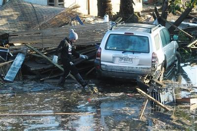 智利8.2级强震触发海啸百万人撤退 已致8人罹难