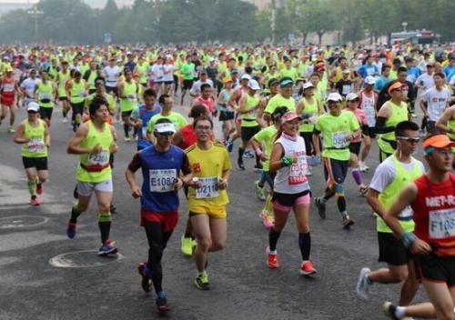 300亿跑步市场可是被激活:高手跑几场赚十几万美元