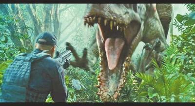 河南恐龙工业开展 自创外洋测验拍照贸易化影戏