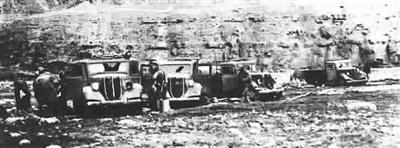 八路军为何破袭铁路:用铁轨造枪造迫击炮(图)