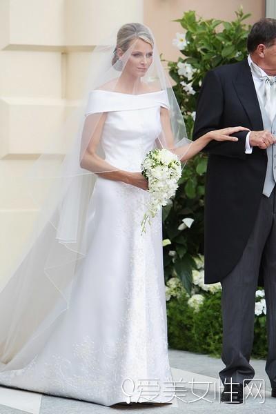 最美皇室嫁衣 餍足咱们的公主梦