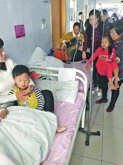 鹤壁一家儿童园90个孩儿疑似食品中毒