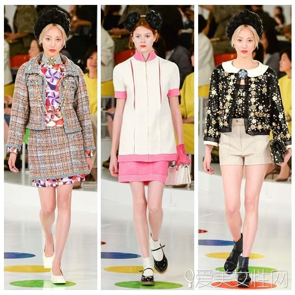 韩风×小香风 香奶奶的早春度假鞋履你爱吗?