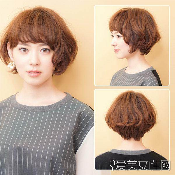 长发及腰不一定最美 短发亦能独领风骚