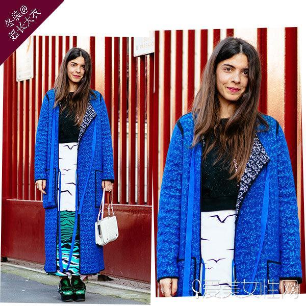 想要温暖又时尚的冬装?超长大衣是你的答案