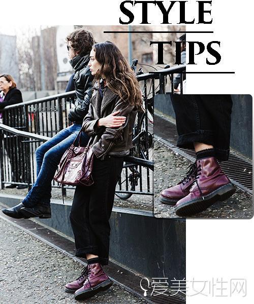 靴子长短有别 搭配应该如何各取所需?