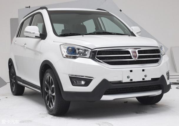 金杯小型SUV智尚S35将2015广州车展上市