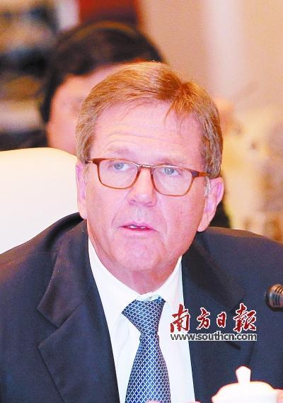 大众海兹曼:中国或成发展最快新能源汽车市场