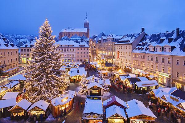 德国圣诞市场
