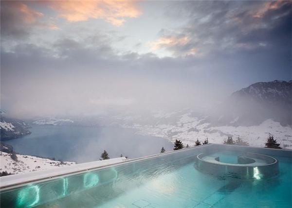 酒店Villa韩力达,瑞士1