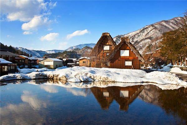 你想做一个雪人吗?前往北海道