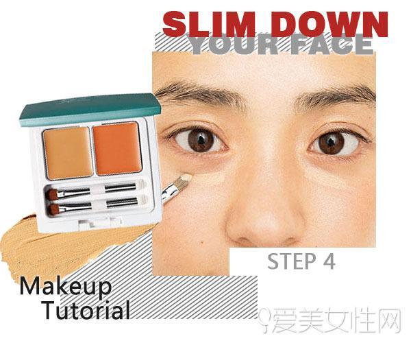 瘦脸化妆技巧有哪些?女生的脑洞开得有点大