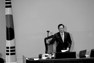 韩国国会经由过程中韩自贸协议 中韩商业接近零关税