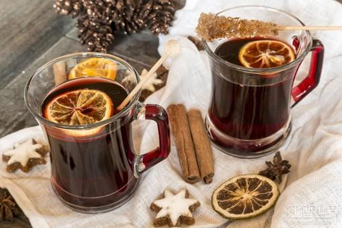 为圣诞节编造一杯暖心暖胃的香料酒