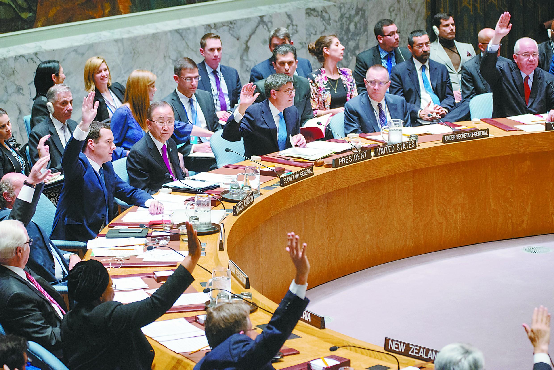 安理会决议斩断IS财源 实际效果不可过分乐观