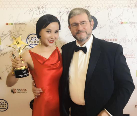 [明星爆料]《芈月传》魏一获欧洲国际电影节最佳青年女演员