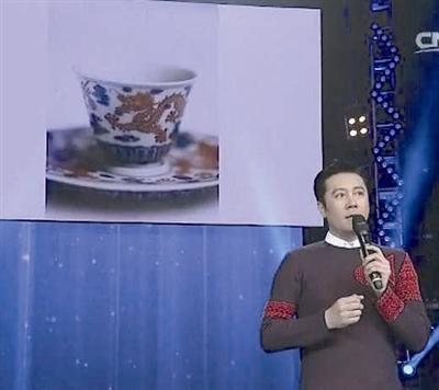 [明星爆料]蔡国庆海量古董曝光 巧夺天工看似价值不凡(图)
