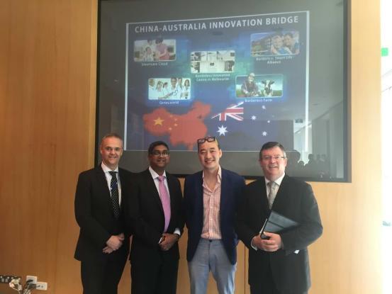 维多利亚州将呈现澳洲首个无边界创新中心