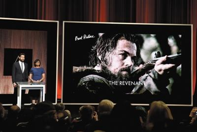 [热点新闻]莱昂纳多五度提名奥斯卡影帝 8部影片入围最佳