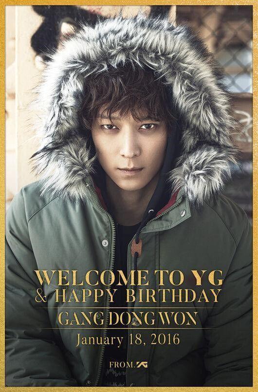 [热点新闻]韩星姜栋元签约韩顶尖娱乐公司YG 今日生日(图)