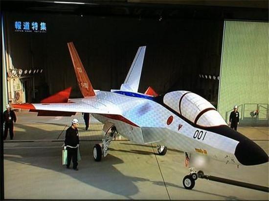 中韩五代战机飞速发展 日本自研五代机应对争端