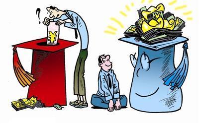 """""""办学缺钱"""":中国的大学为何少有校友捐赠?"""