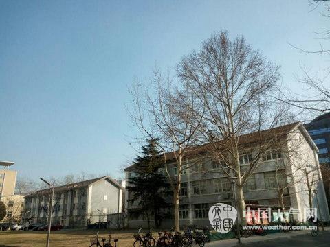 春节天气:中东部晴暖天气将持续至9号