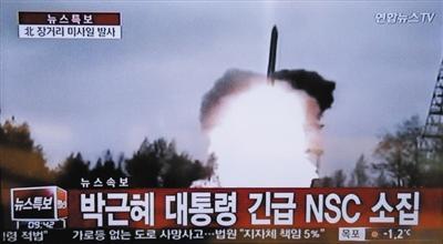 朝鲜被指以发射卫星为名检验弹道导弹发射技术