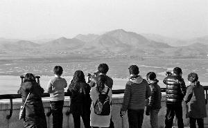 韩国中断开城工业园运营 5万朝方员工或失业