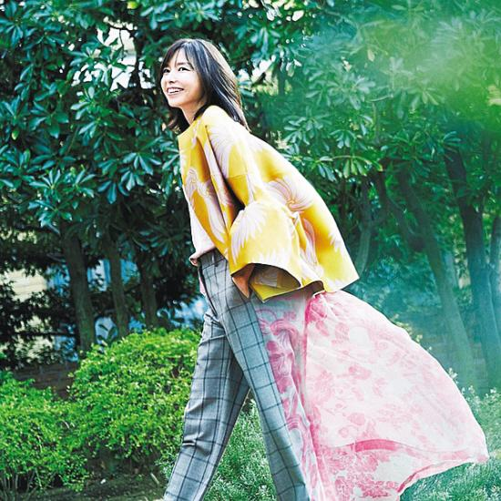 [热点新闻]日星山口智子否认婚变:没小孩的人生也可以美好
