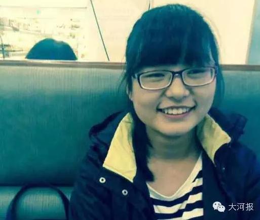 河南女大学生除夕夜会朋友失踪 原因成谜
