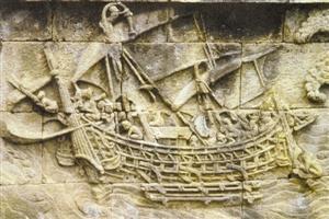 隋炀帝对海丝的贡献:赤土国首次出现在海洋地图
