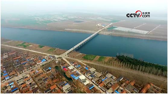3月9日,镜头下的临沭县曹庄镇朱村。