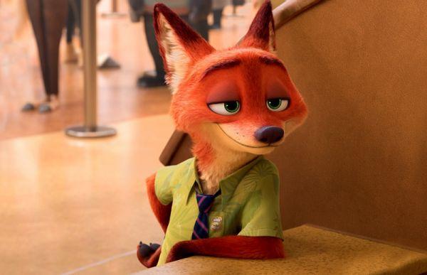 港媒:《疯狂动物城》引内地买狐狸热 官员称或违法