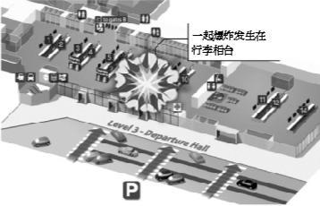 布鲁塞尔机场发生两次爆炸造成至少14人死亡,81人受伤