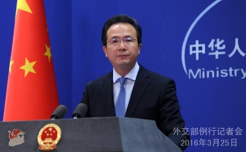 外交部证实一中国公民在布鲁塞尔恐怖袭击事件中遇难