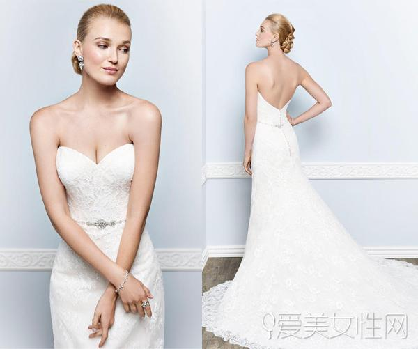 婚礼上美的不是新娘子?为啥你就穿不好婚纱