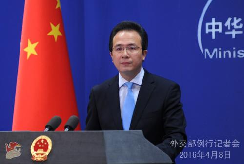 """外交部回应""""中国网络防火墙阻碍国际商贸活动""""言论"""
